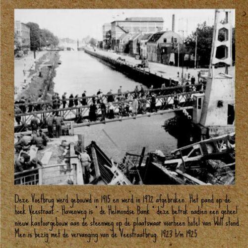 voetbrug 1915
